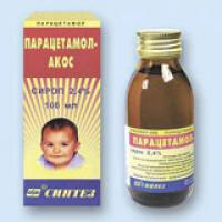 Парацетамол-АКОС